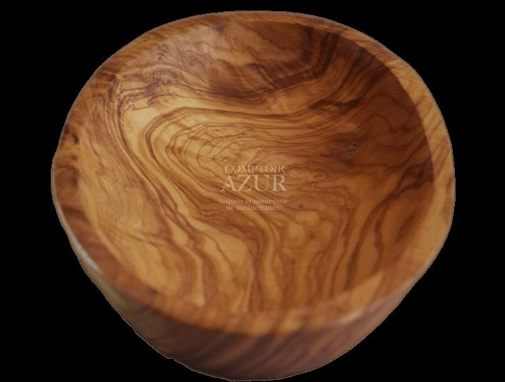 coupelle ovale bois d 39 olivier ap ritif comptoir azur. Black Bedroom Furniture Sets. Home Design Ideas