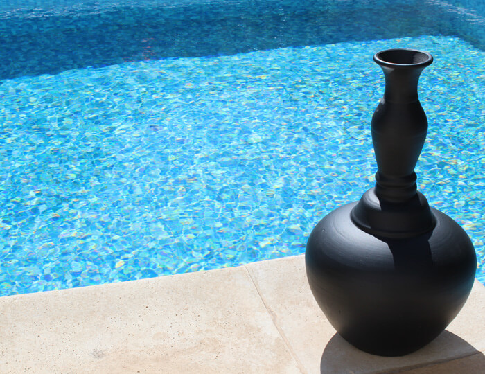 Vases et jarres terre cuite comptoir azur - Jarres terre cuite jardin ...