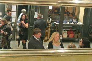photo dans le miroir Boutique éphémère Comptoir Azur