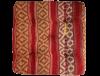 coussin de sol 60x60 kilim rouge 2
