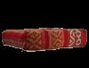 coussin de sol 60x60 kilim rouge