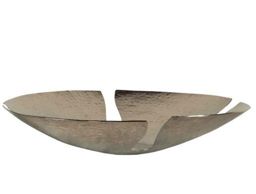 corbeille a pain en cuivre martele petite 3