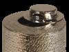 bougeoir cuivre martele 1