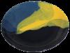 Ensemble de 2 assiette plates rondes