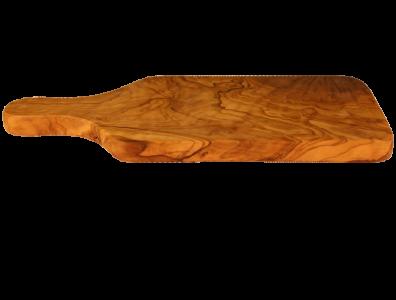 planche à découper en bois d'olivier petite 2