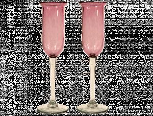 flutes a champagne cadeau saint valentin 2015
