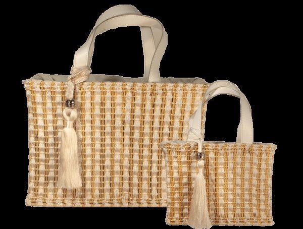 sac a main femme blanc
