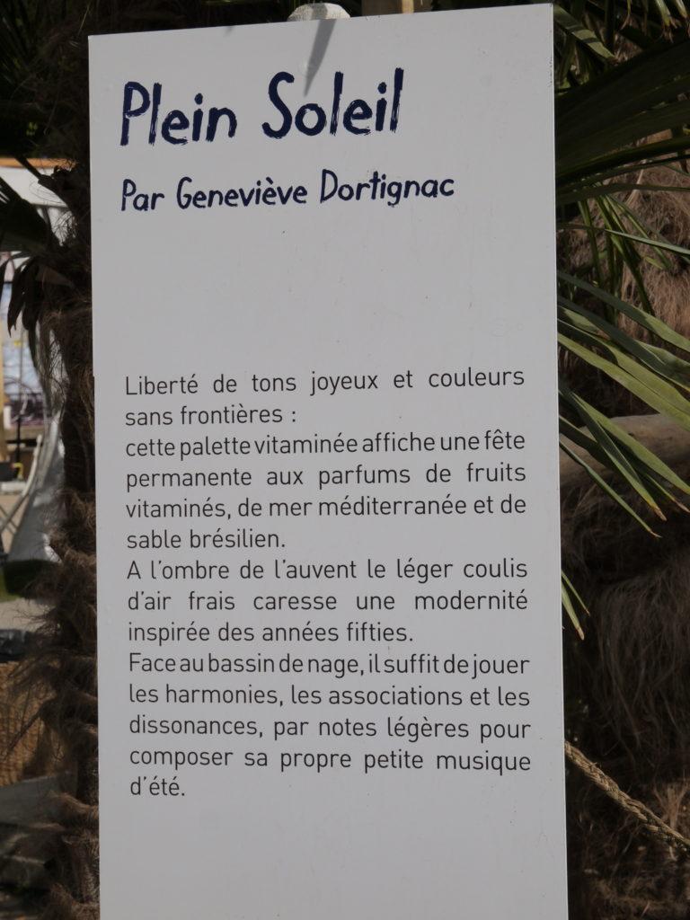 texte terrasse plein soleil Salon Vivre Côté Sud 2013