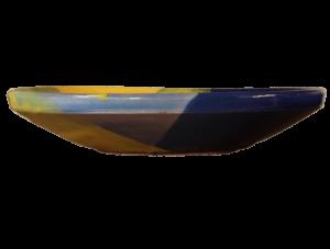 Maison et Objet côté tapas sous-tasse céramique émaillée Comptoir Azur