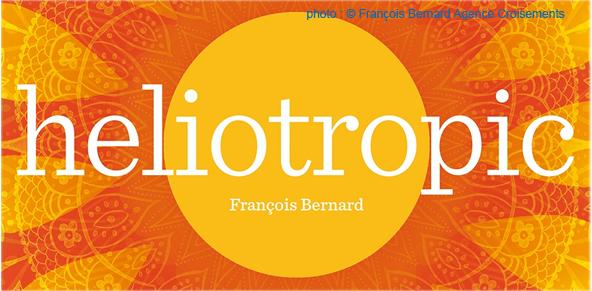 Comptoir Azur François Bernard Tendance déco 2014 Heliotropic