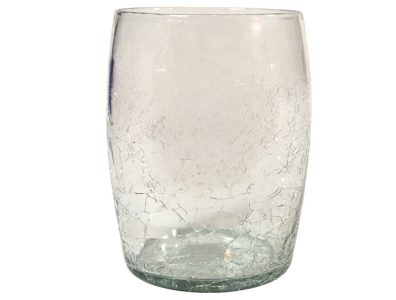 gobelet verre souffle incolore 01