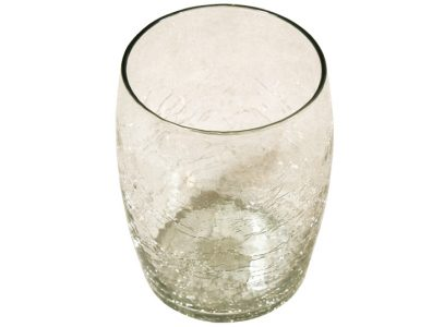 gobelet verre souffle incolore 02