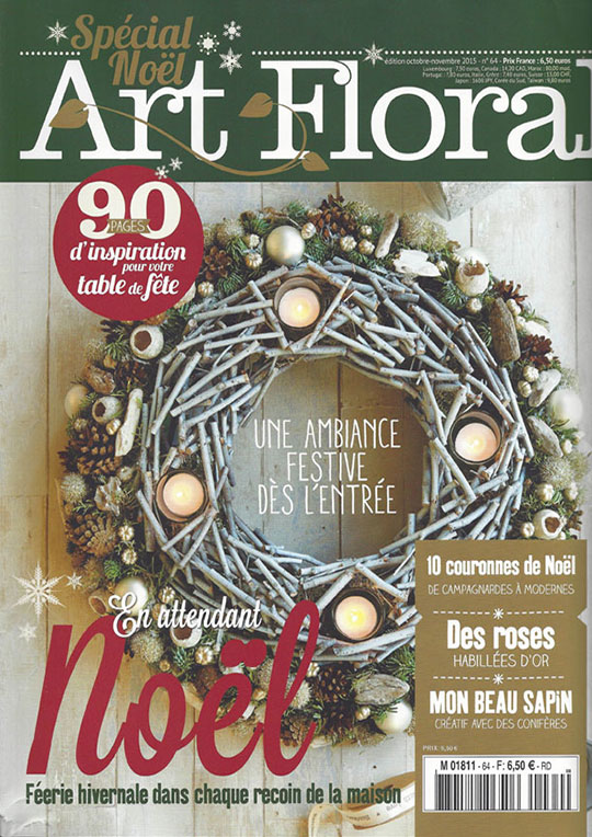 artisanat noel 2015 Art Floral
