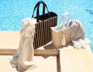 idée cadeau artisanal sacs à main femme couffins revisités