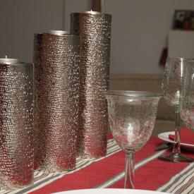 décorer une table de fête