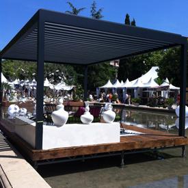 terrasses salon vivre cote sud 2013