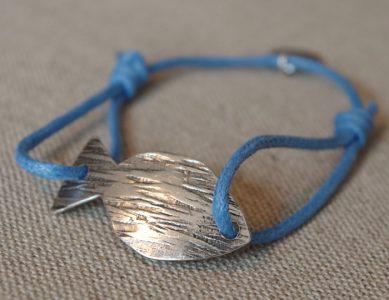 Bracelets en argent ou fantaisie