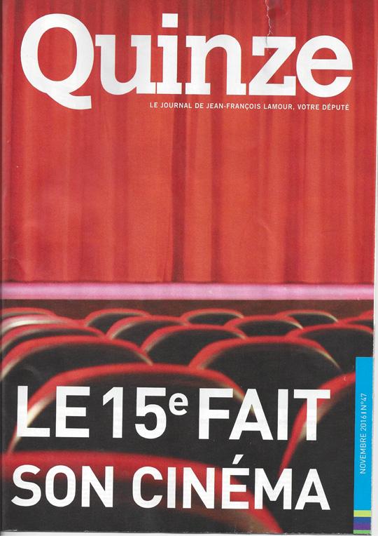 Comptoir Azur quinze décembre 2016 numero 47