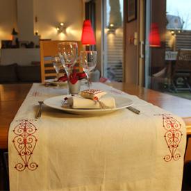 4 idées pour utiliser le chemin de table dans votre décoration d'intérieur