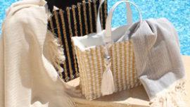 sac a main blanc pour femme inpiré du couffin