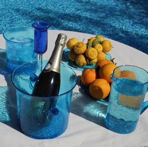 Deco Bleu Turquoise Et Objet Bleu Turquoise Pour Ambiance Printaniere