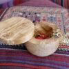 boite pour bijoux bois olivier ambiance
