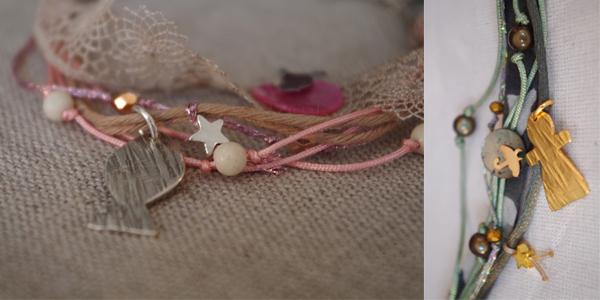 idée de cadeau maman autres bracelets rubans