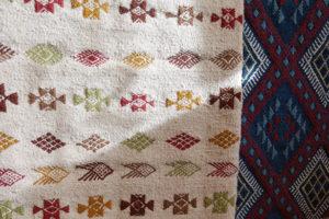 tapis berbere kilim margoum