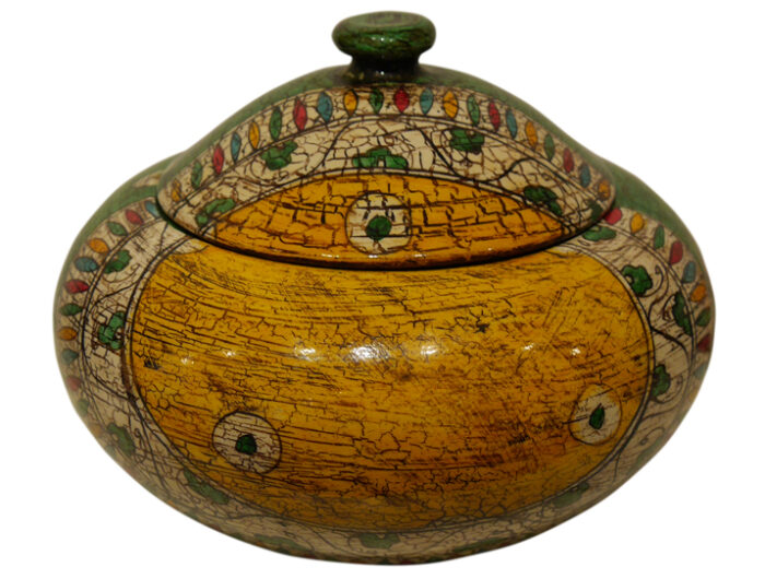 bonbonnière en céramique inspiration chemla