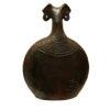 poupée céramique en poterie