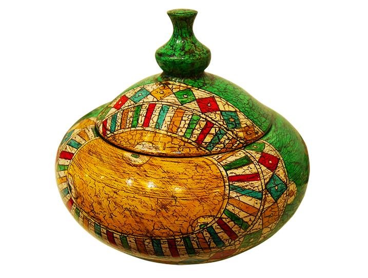 Bonbonni re artisanale peinte la main un bel objet d co for Objets decoratifs cuisine