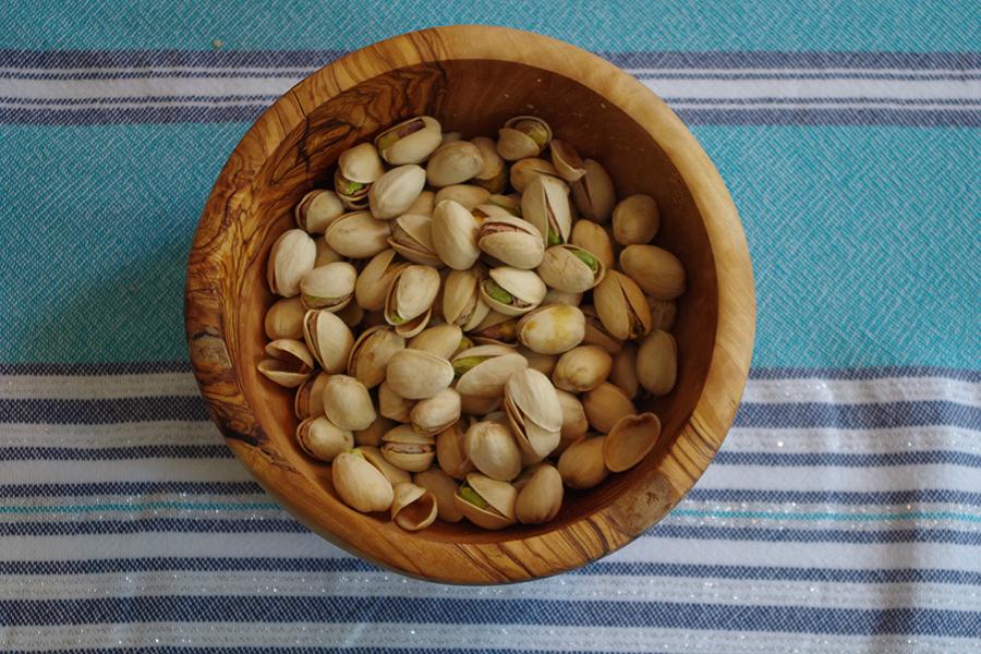 cadeau artisanal fetes peres bol bois olivier