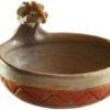 poterie en terre cuite belier