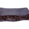 jeté de canapé artisanal tissage lin