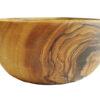 petit bol en bois d'olivier pour apéro