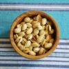 petit bol en bois d'olivier