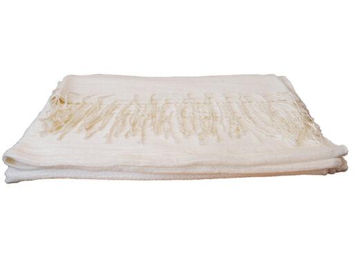 plaid artisanal pour canapé