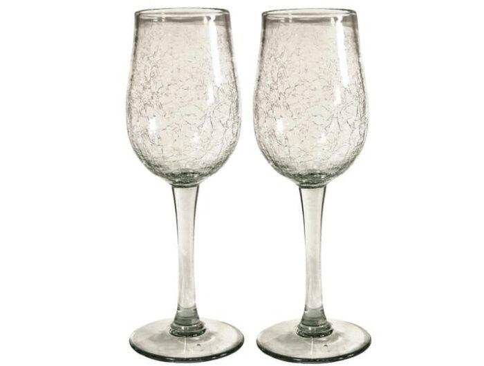 verres à cocktail d'artisanat