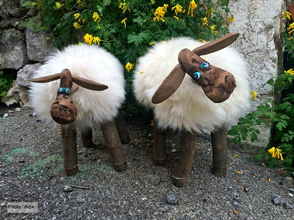 artisanat francais moutons adje