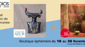 boutique ephemere paris artisanat