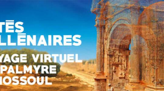 L'exposition 'Cités Millénaires' pour la conservation du patrimoine