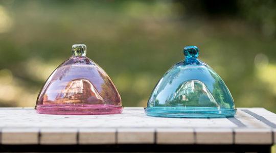 La fabrication du verre soufflé